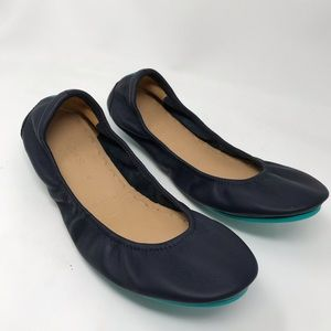 California Navy Blue Matte Tieks